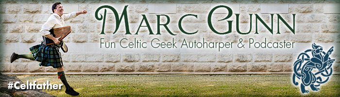 Marc Gunn - Celtic Geek Music